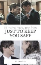 I'll Throw Away My Faith (Just To Keep You Safe) - PORTUGUESE VERSION by larryguei