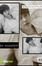 CHO KYUHYUN AND THE ASSISTANT by _noname12345678