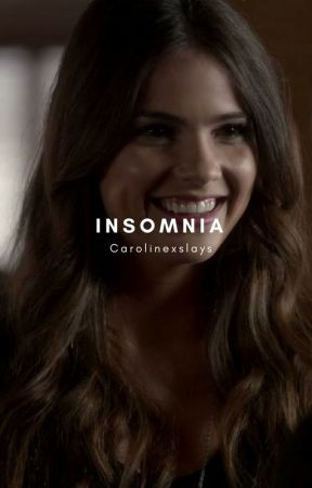 Insomnia ➳ Klaus Mikaelson by rebekahxslays