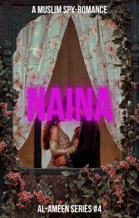 Naina by shakethesphere