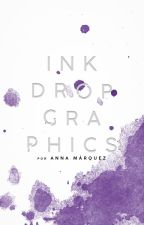 Inkdrop Graphics by AnnaMarquez_