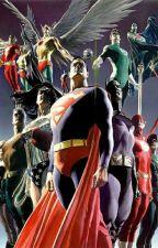 Liga Sprawiedliwości by Pietrox15