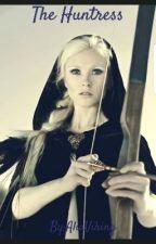 The Huntress by AliaViking