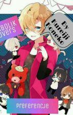 Preferencje Diabolik Lovers  by Kureiji_Koneko