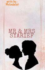 MR DAN MRS SYARIEF by melindasnt