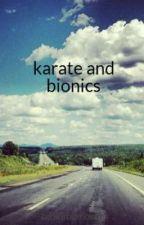 karate and bionics by WaveDamZabat