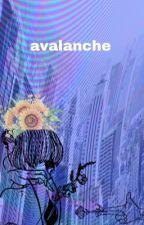 Avalanche// wyatt oleff  by -wyattolaugh