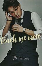 Teach Me More // sekai by ninihunie