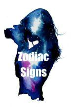 Zodiac signs by xMynameispotatox