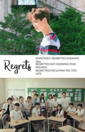 Regrets || Astro Moonbin {HIATUS} by sanhabooty