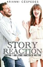 Story reaction by ArianniMC
