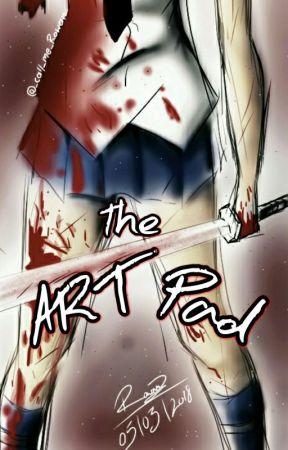 the ART PAD 😒 by _call_me_Rowan_