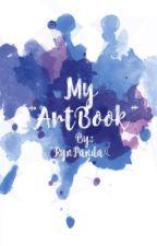 My Art Book!! || RynPanda's Drawings. by RynPanda