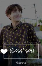 ↬ boss' son ↫ by Jeff_x