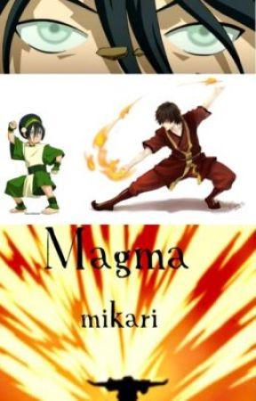 Magma by Mikari