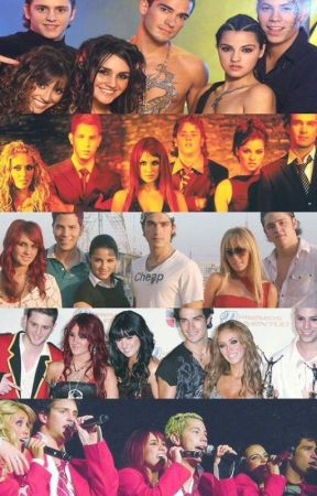 RBD Volvió by RBD_Live_Forever