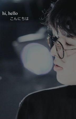 Hi, Hello || pj+kw by jungjis