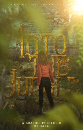 Into The Jungle ↝ Portfolio #2 by Empressotaku