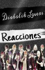Diabolik Lovers • Reacciones by -B_Catie