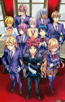 Đọc truyện (Shokugeki no Soma) Thế hệ mới, kỳ nhân mới {End Tuyển}