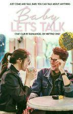 Baby Let's Talk  by rainaangel