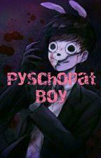 Psychopat Boy [ jjk x kth ] by dorakook