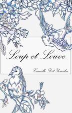 Loup et Louve by Camille-Dit-Yomika