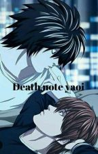 Death Note Yaoi by kaganezaray606