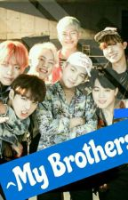 My Brothers (Bts) by jimin1311999
