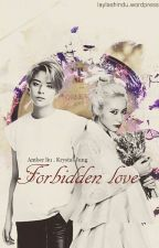 Kryber ; Forbidden love by laylashindu