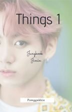 THINGS 1 (Jungkook and Jimin) by Copgeo