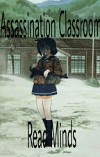 assassination classroom : read minds by Frinao