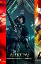 DC: The Flash und Legends of Tomorrow Preference und Imagines  by LolaParler