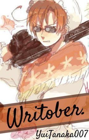 Writober. by YuiTanaka007