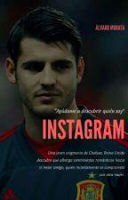 Instagram ; Álvaro Morata by mrsmorata