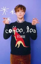 Coffee, Tea //  Spencer Reid by Daykieee