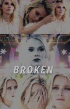 BROKEN - Ámbar Smith - Simbar (Soy Luna) by Kathipasquarelli
