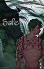 Safe//Azriel by Jsevern7