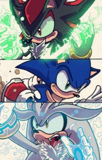 Princess Shadow X Reader X Sonic X Silver Wendyxxmarvell Wattpad
