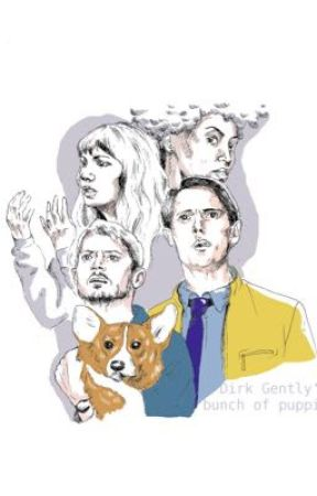 Dirk gently group chat by ThatCringyTomato