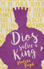 Dios salve a King by vhaldai