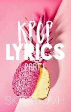 Kpop lyrics by SKTFTBOMH