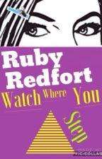 Ruby Redfort- Watch Where You Step by EliseWauren