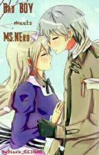 Bad Boy meets MS.NErd (Published) by black_REIGH6