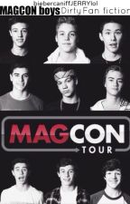 Magcon Boys (Dirty Fanfiction) by biebercaniffJERRYlol