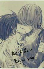 Death Note ~Mangas Yaoi~  by Nina-chan568