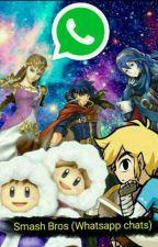 Smash Bros (chats) by Ana-Nintendera