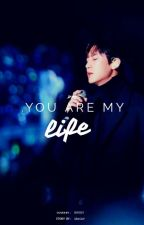 .you're my life.   انتي هي حياتي by sekolry