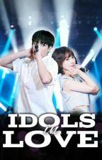 Idols In Love by ysabelhoonji