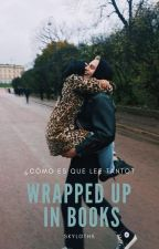 wrapped up in books ;; luke5sos by kissesatan